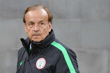 Super Eagles Coach, Gernot Rohr's Future In Limbo