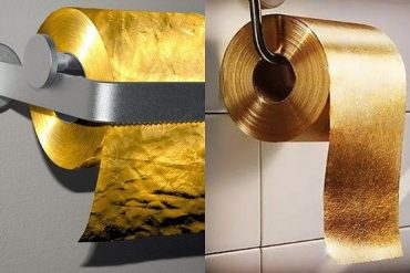 Check Out World Most Expensive Toilet Paper With A Price Tag Of $1.3 M (N468,000,000.00)