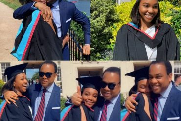 Donald Duke's Daughter Bags Degree From UK University