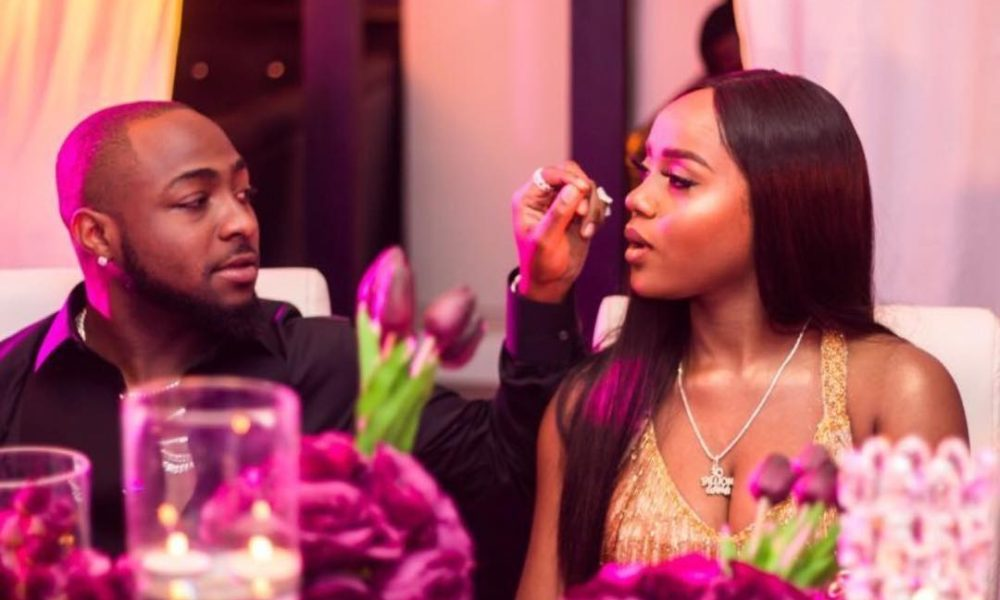 IMG 20180502 082311 - Nigerians React As Davido Proposes To Chioma