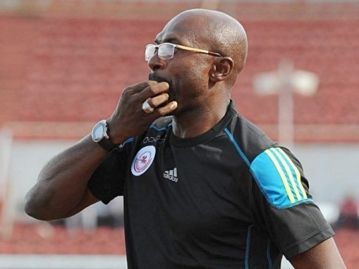 Super Eagles assistant coach