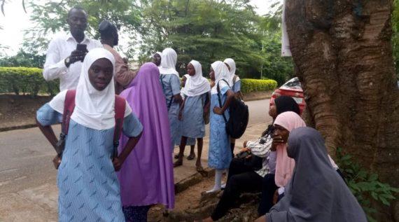 UI students in Hijab