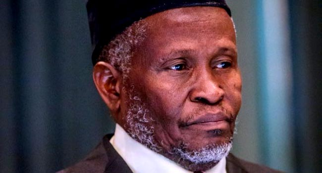 CJN, Tanko Muhammed, Tests Positive For COVID-19