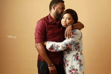 Ibrahim Suleiman Showers Praises On Wife, Linda