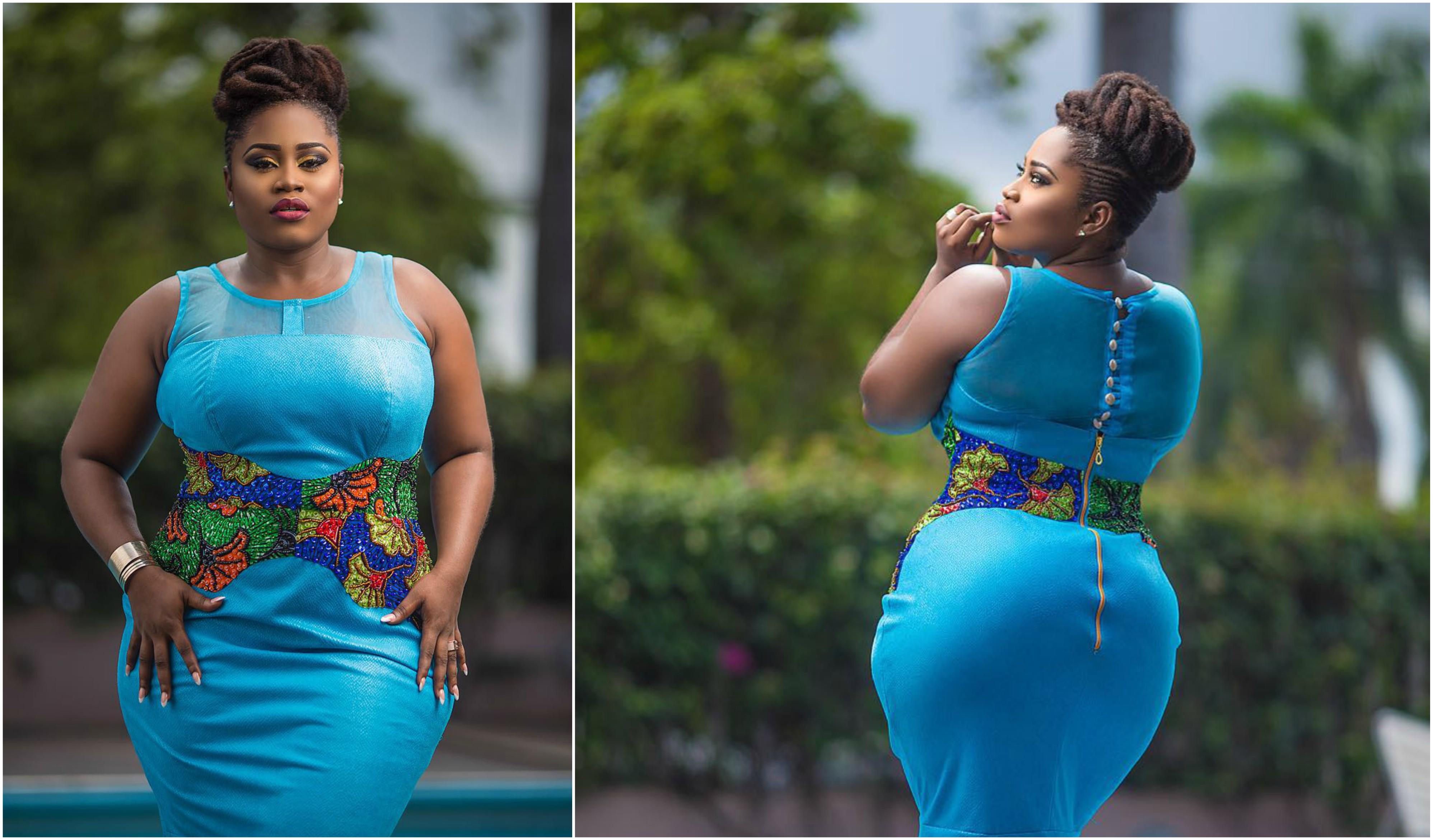 Ghanaian Actress Lydia Forson