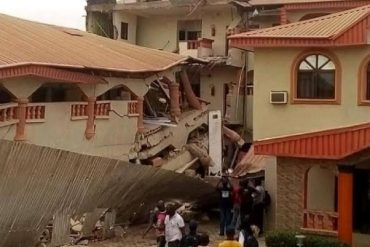 Police Arrest Owner Of Collapsed Metro View Hotel In Ebonyi