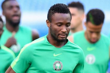 Nigerians Eulogies Mikel As He Retires From Super Eagles