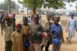 Out of school children in Nigeria