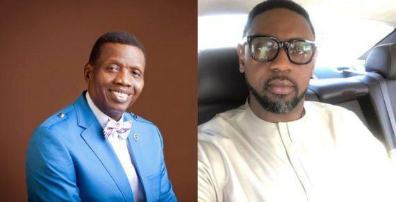 Pastor Adeboye and Biodun Fatoyinbo