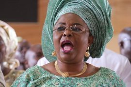 Final Forfeiture to FG: Patience Jonathan appeals decision