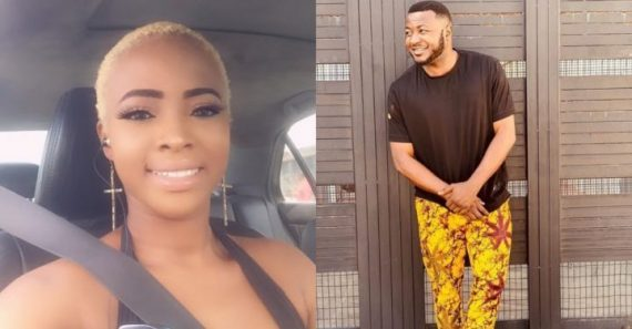 'MC Galaxy is also a rapist' - Nollywood actress shares her story