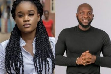 #BBNaija: Cee-C Shows Support For Tuoyo For Being A Dedicated Spartan