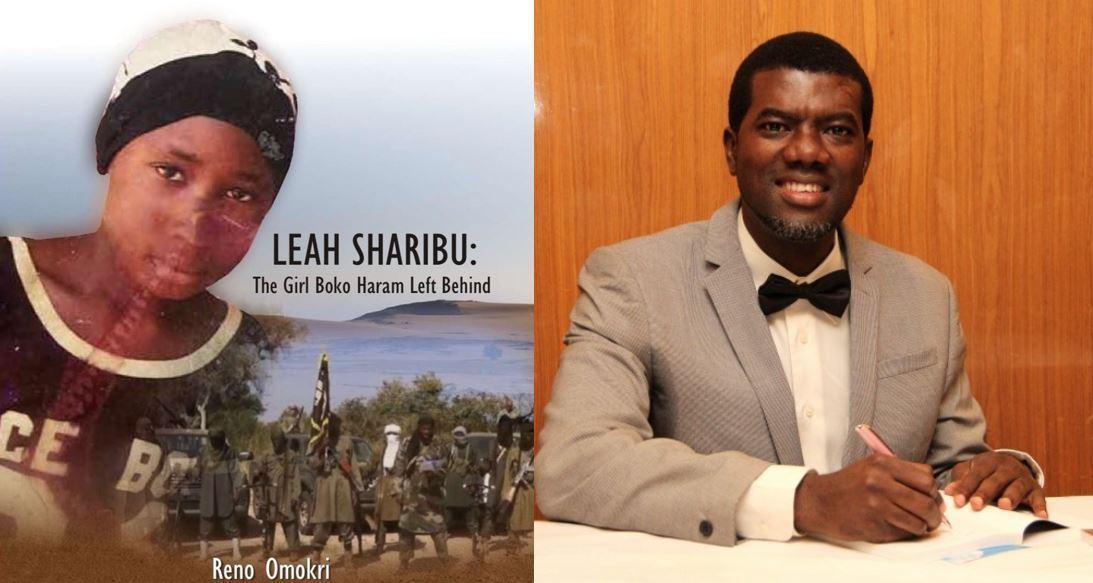 Reno Omokri and Leah Sharibu