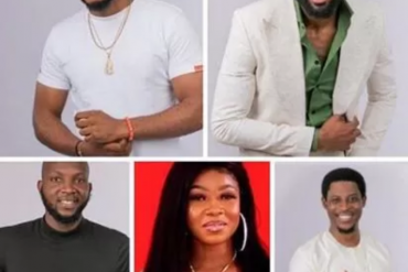 BBNaija 2019: Meet The Five Housemates Up For Eviction