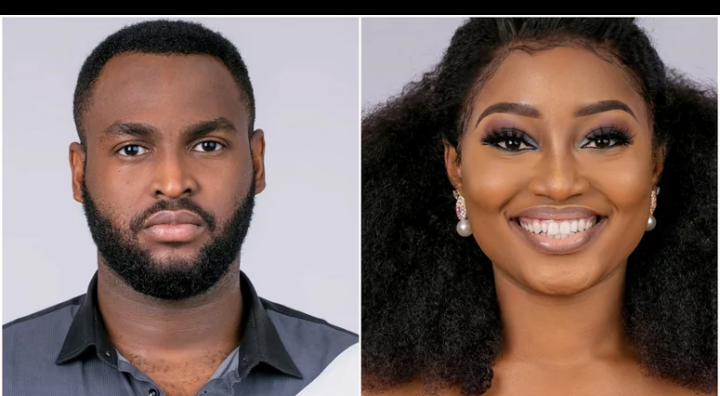 BBNaija Housemates, Nelson and Esther