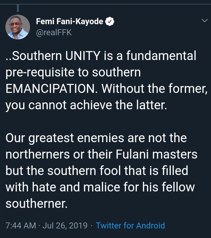 Femi Fani-Kayode