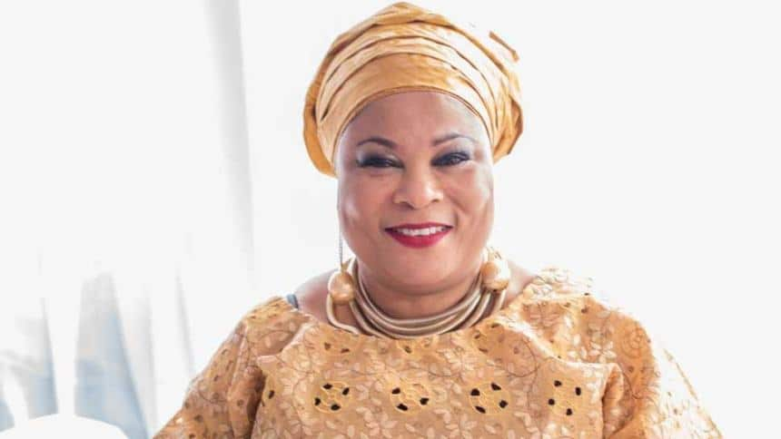 Sola Sobowale 1 - Sola Sobowale Steps Out For AMAA Awards