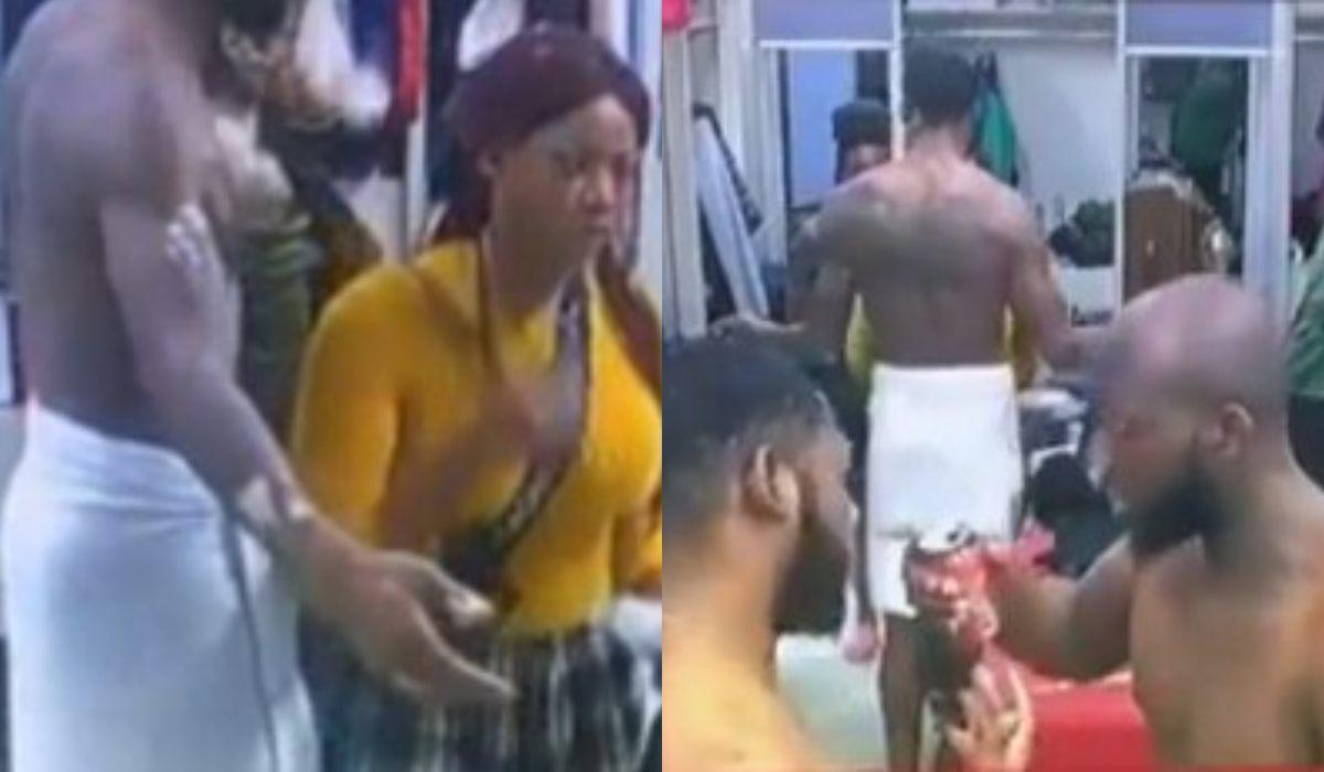Tacha Rains Insults On Mike, Omashola