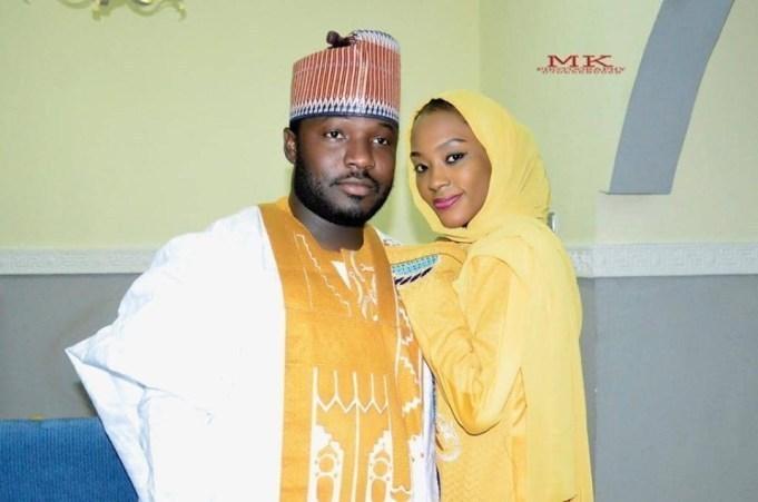 Sa'id Hussain and Fatima Musa