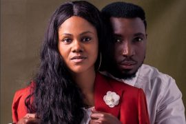 Timi Dakolo and His wife