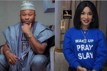 Olakunle Churchill Listens To Public Outcry, Agrees To Send Financial Help To Estranged Wife, Tonto Dikeh