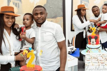 See Photos From Ubi Franklin's Son's Birthday Party