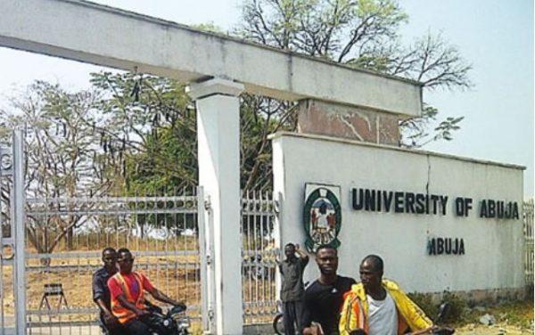 Uni Abuja gate