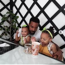 Venita's ex-Husband, Olusola Tarka