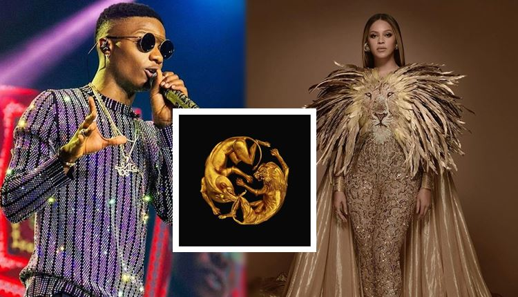 Wizkid and Beyonce
