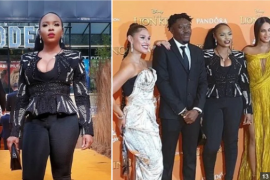 Yemi Alade, beyonce and others...in Lion King