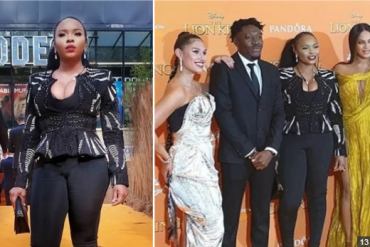 [Video]: Yemi Alade Meets Beyonce And Jay Z In London