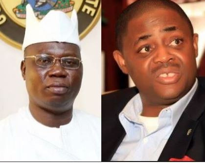 Gani Adams And Fani-Kayode