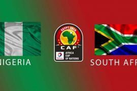 Nigeria VS South African 2019 AFCON