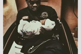 Rapper Olamide welcomes his second child