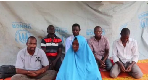 abducted aid worker by boko haram
