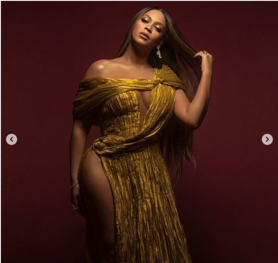 Beyonce set to relase lion king ablum with Nigerian in it