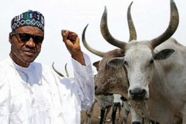 Ignore Calls Asking You To Leave Southern Nigeria- Buhari Tells Herdsmen