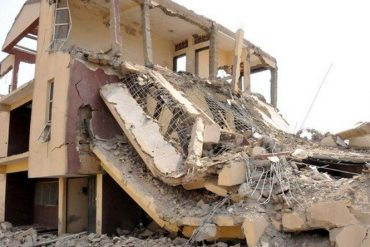 Jos Building Collapse: Tears, Pain As 13 Bodies Are Recovered(Photos)