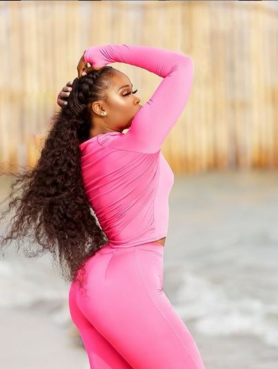 ceec - #BBNaija Cee-C Shows Off Her Curves In New Pictures