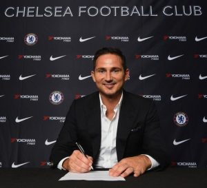 Chelsea oficailly appoints Frnak Lampard as manager