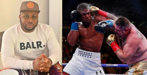 anthony joshua andy ruiz olakunle churchill