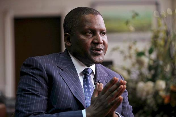 dangote new featured - The More You Give, The More You Receive, Says Dangote