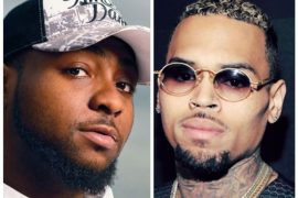 davido and chrisbrown