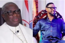 Methodist church Prelate, Eminence Samuel Uche, Pastor Biodun Fatoyinbo