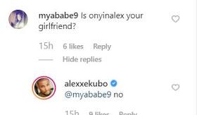 eeee - Alexx Ekubo Denies Being Gay, Says He Speaks In Tongues