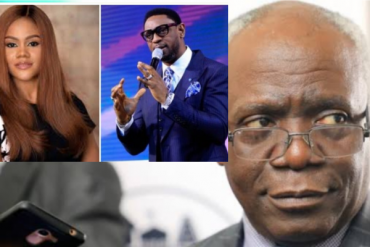 Femi Falana Becomes Busola Dakolo's Lawyer