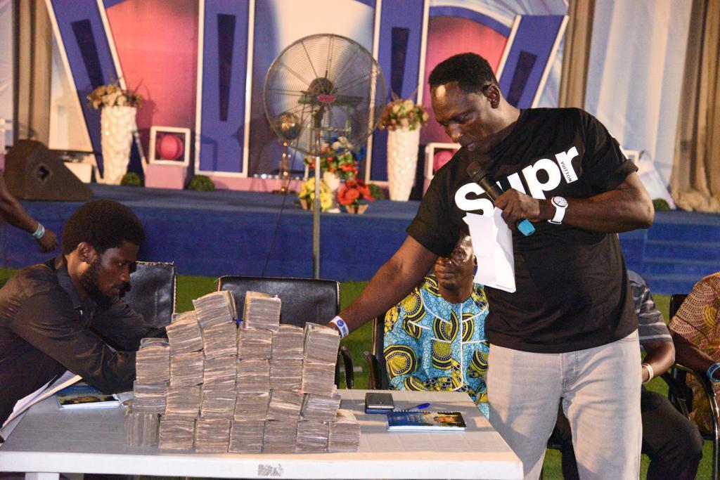 fuf - Pastor Gifts Worker N20 Million