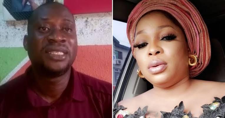 Olaide Olabanji and Kemi Afolabi