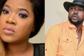 Toyin abraham and Kola Ajeyemi