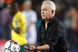 coach Javier Aguirre